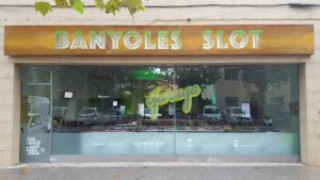 Nou local BanyolesSlot